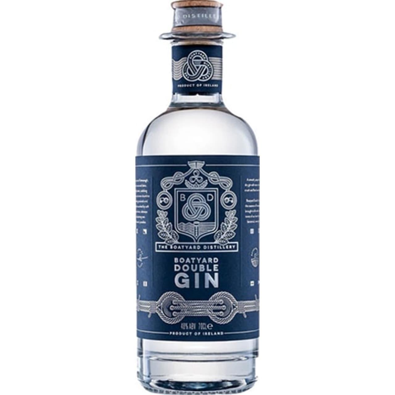Product Image - Boatyard Double Gin