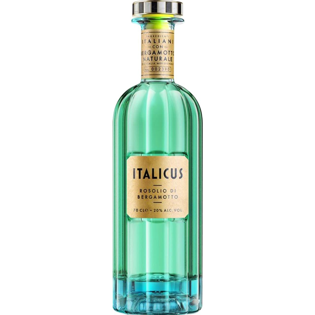 Product Image - Italicus Rosolio di Bergamotto