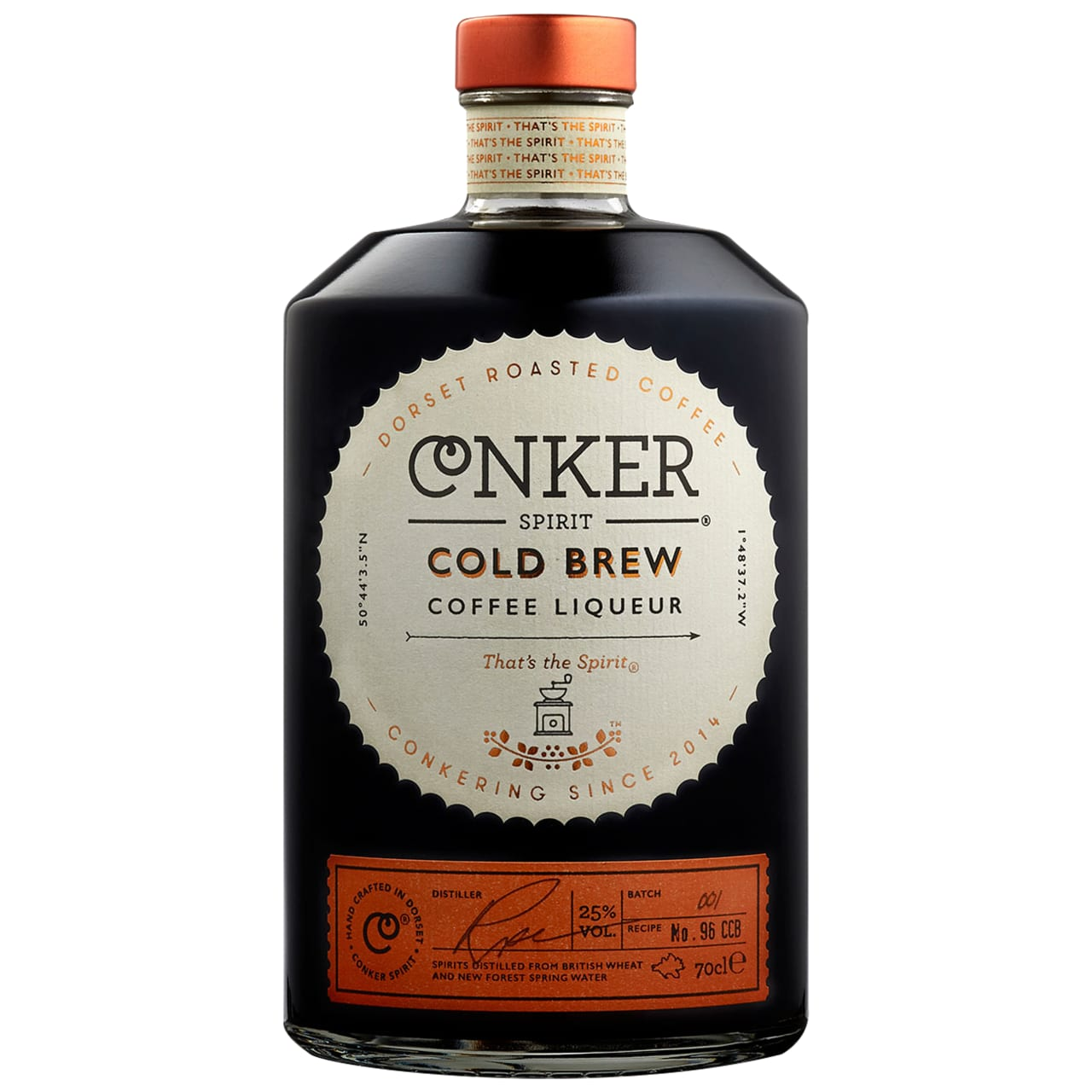Product Image - Conker Cold Brew Liqueur