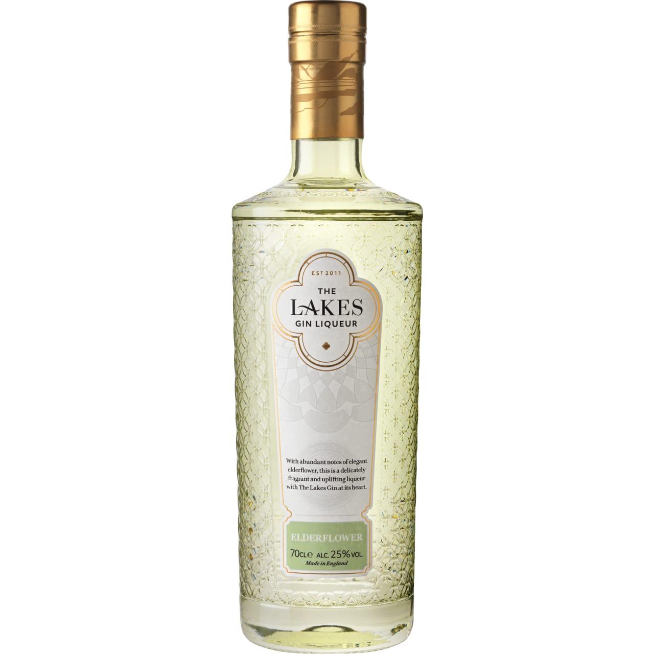 Product Image - The Lakes Elderflower Gin Liqueur