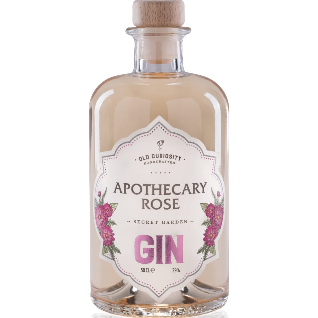 Product Image - Old Curiosity Apothecary Rose Gin