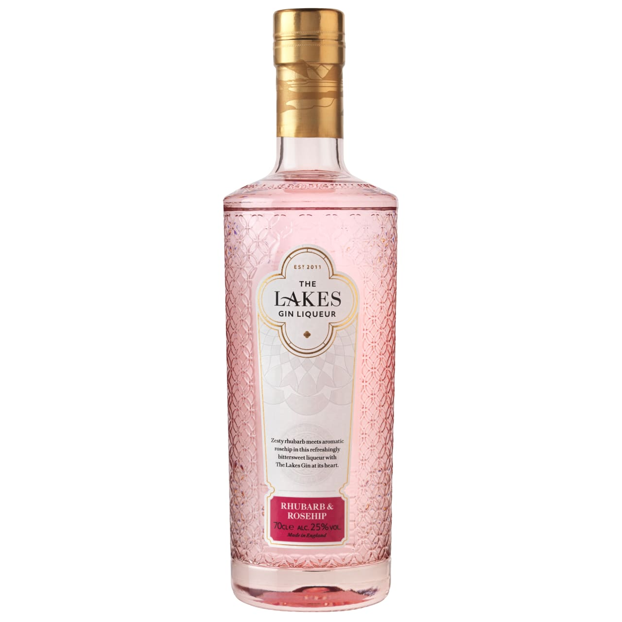 Product Image - The Lakes Rhubarb & Rosehip Gin Liqueur