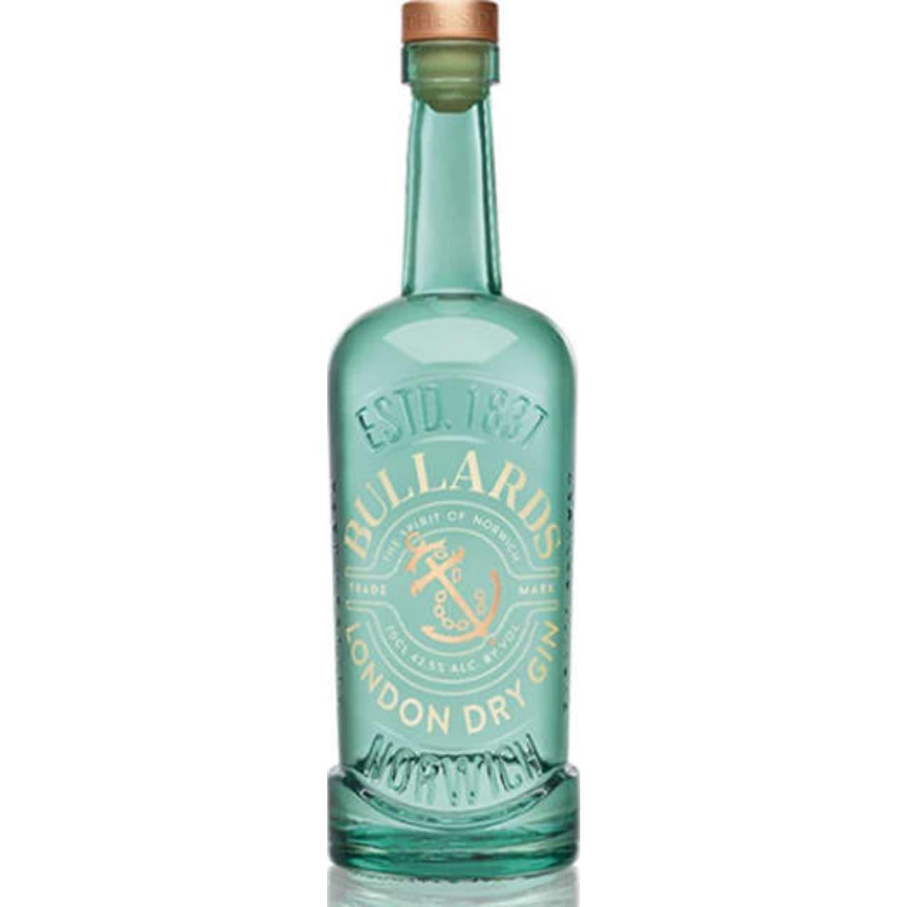 Product Image - Bullards London Dry Gin