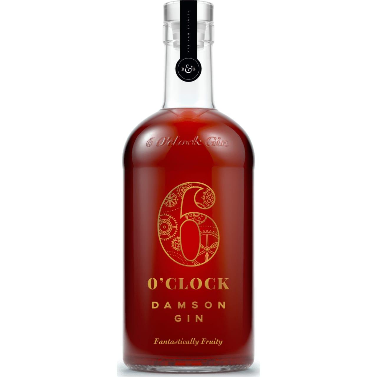Product Image - 6 O'Clock Damson Gin