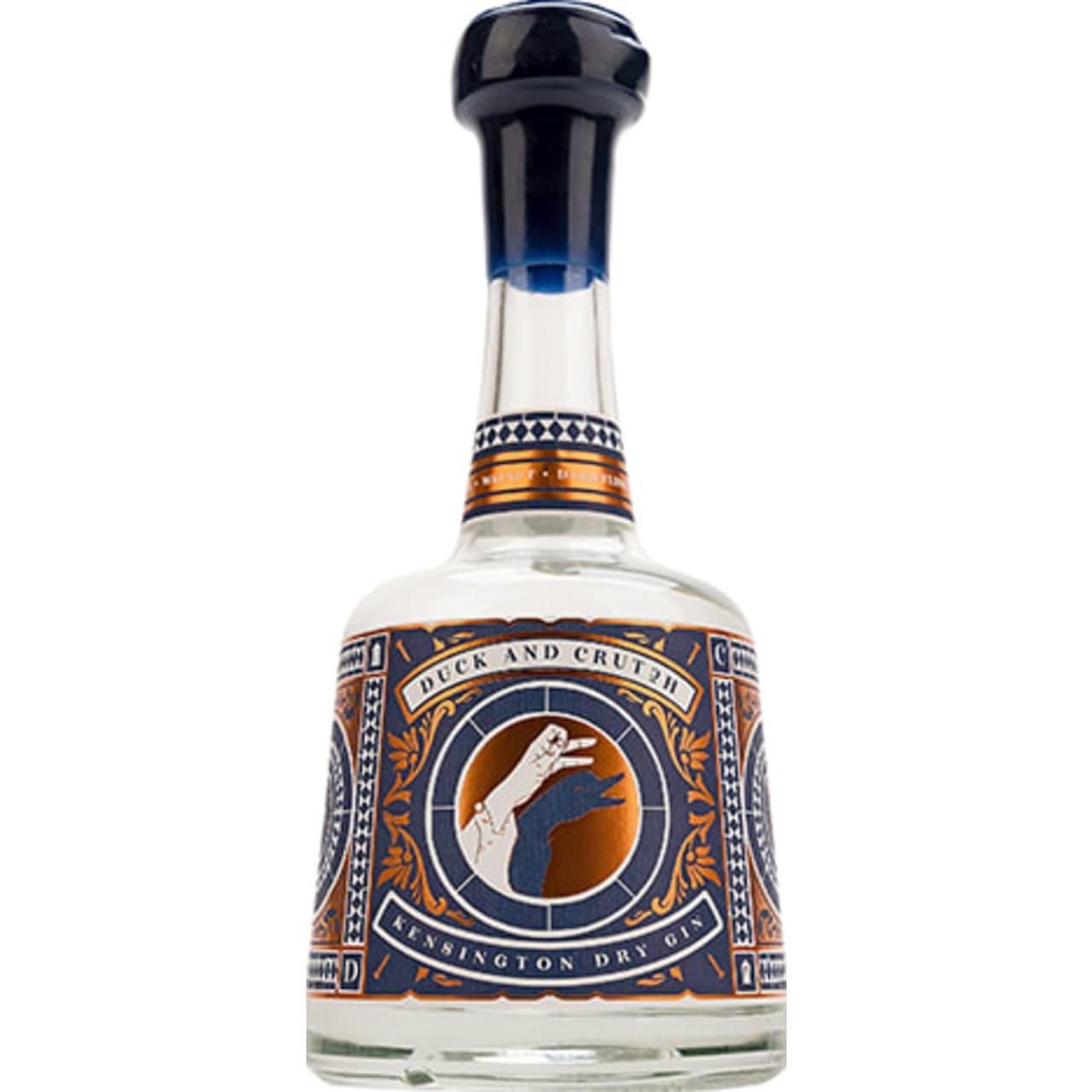 Product Image - Duck & Crutch Kensington Dry Gin