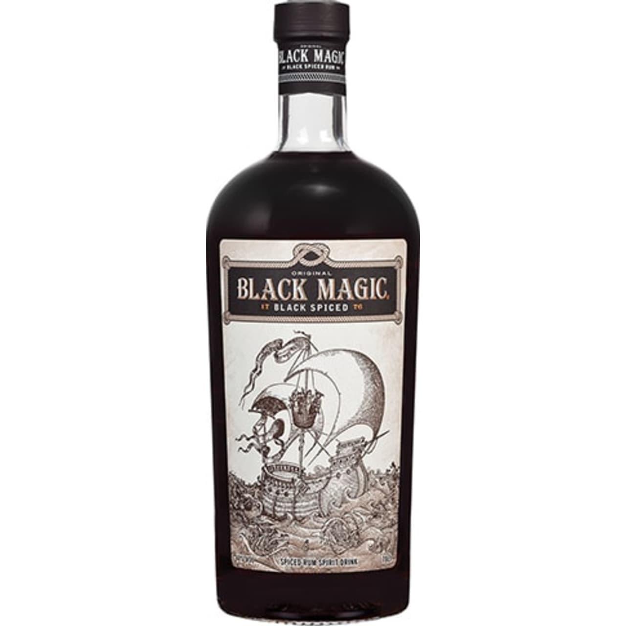 Product Image - Black Magic Spiced Rum