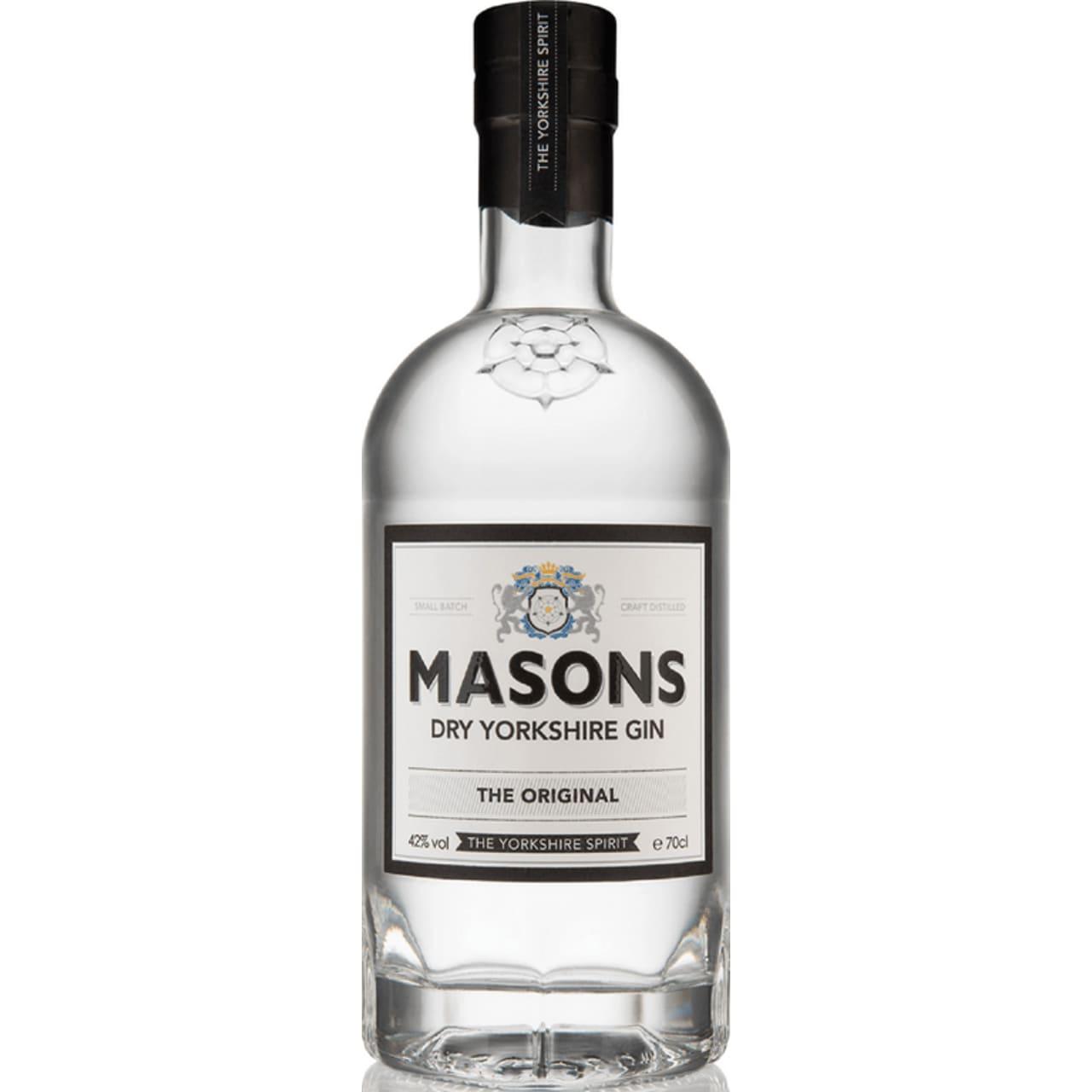 Product Image - Masons Dry Yorkshire Gin
