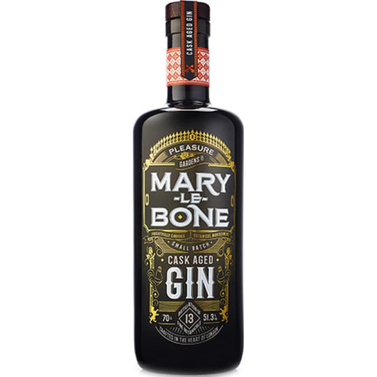 Product Image - Marylebone Cask Aged Gin