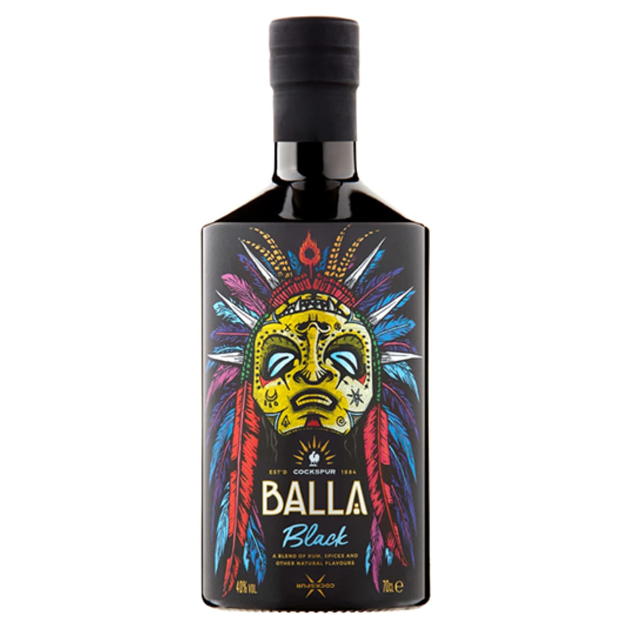 Product Image - Balla Black Spiced Rum