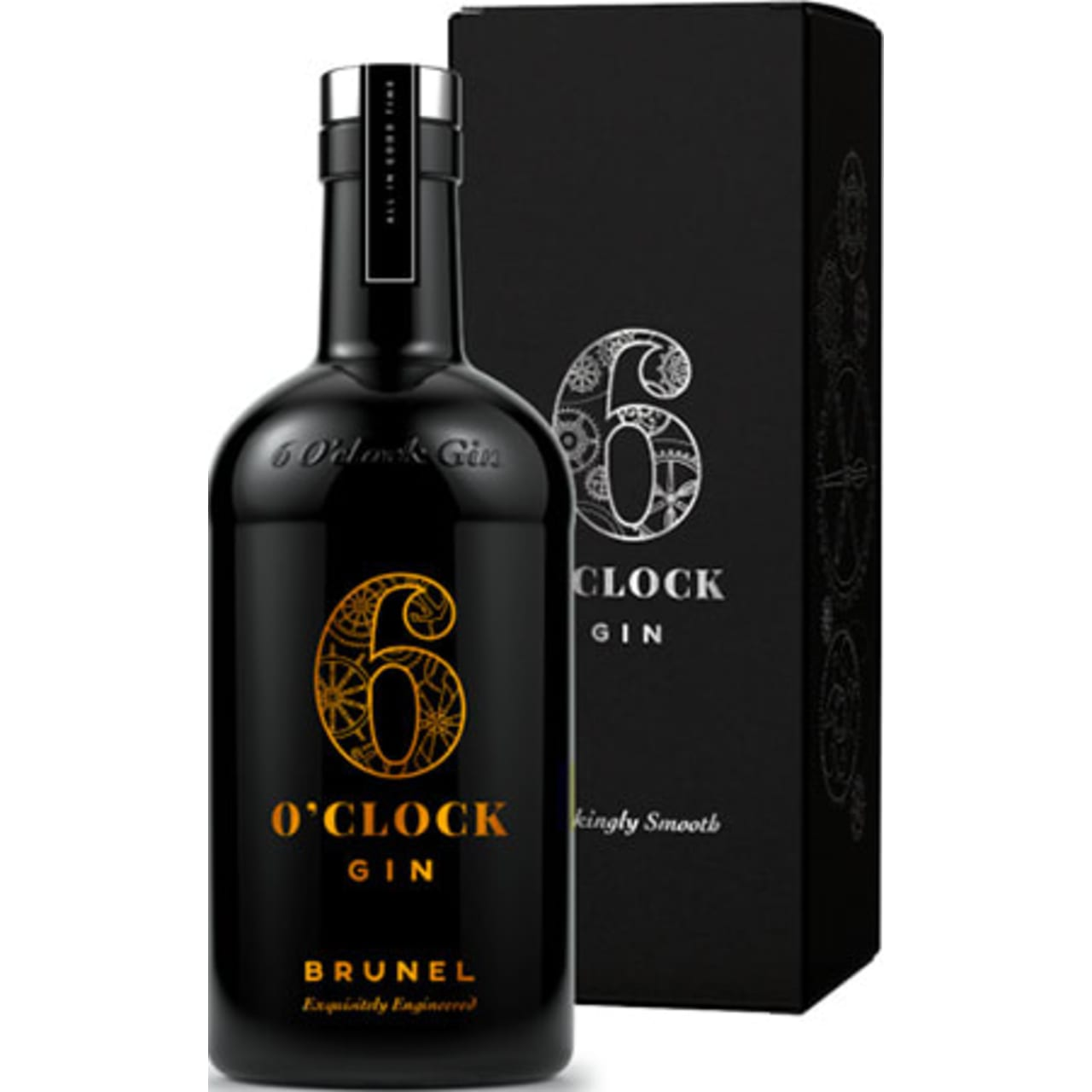 Product Image - 6 O'Clock Brunel Edition Gin