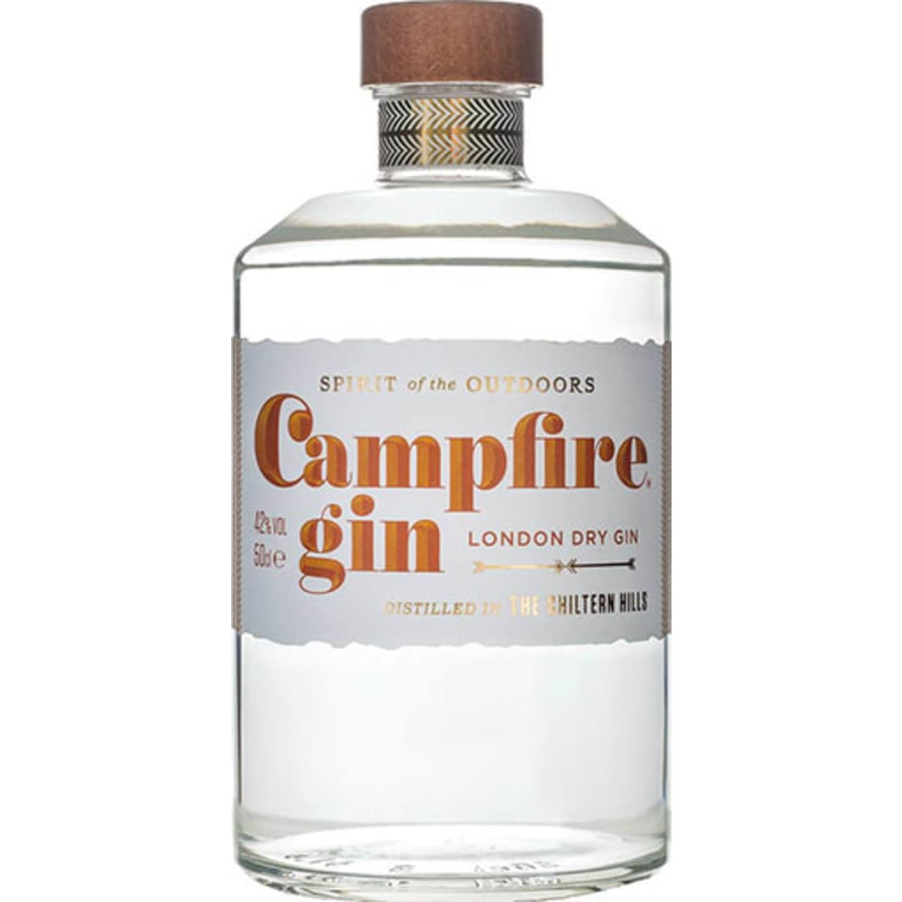 Product Image - Campfire London Dry Gin
