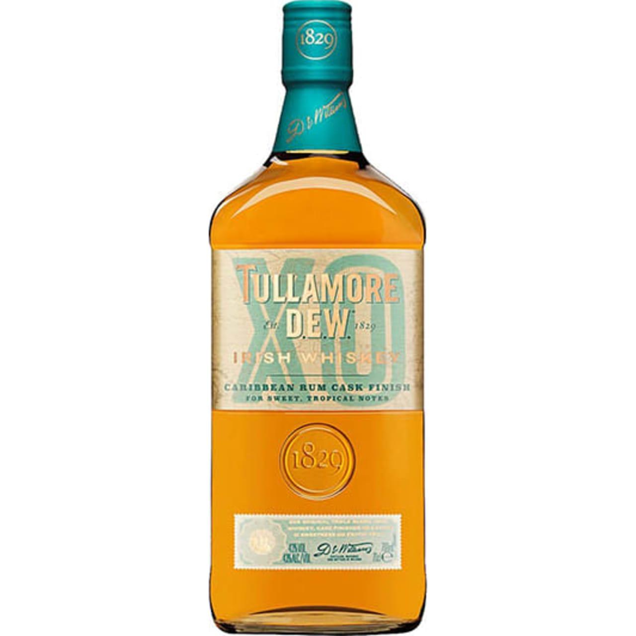Product Image - Tullamore Dew XO Rum Cask Finish Whiskey