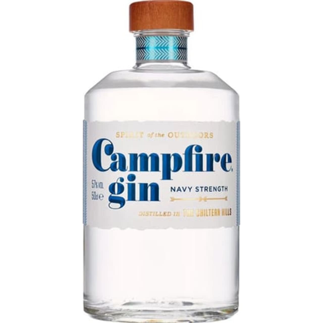 Product Image - Campfire Navy Strength Gin