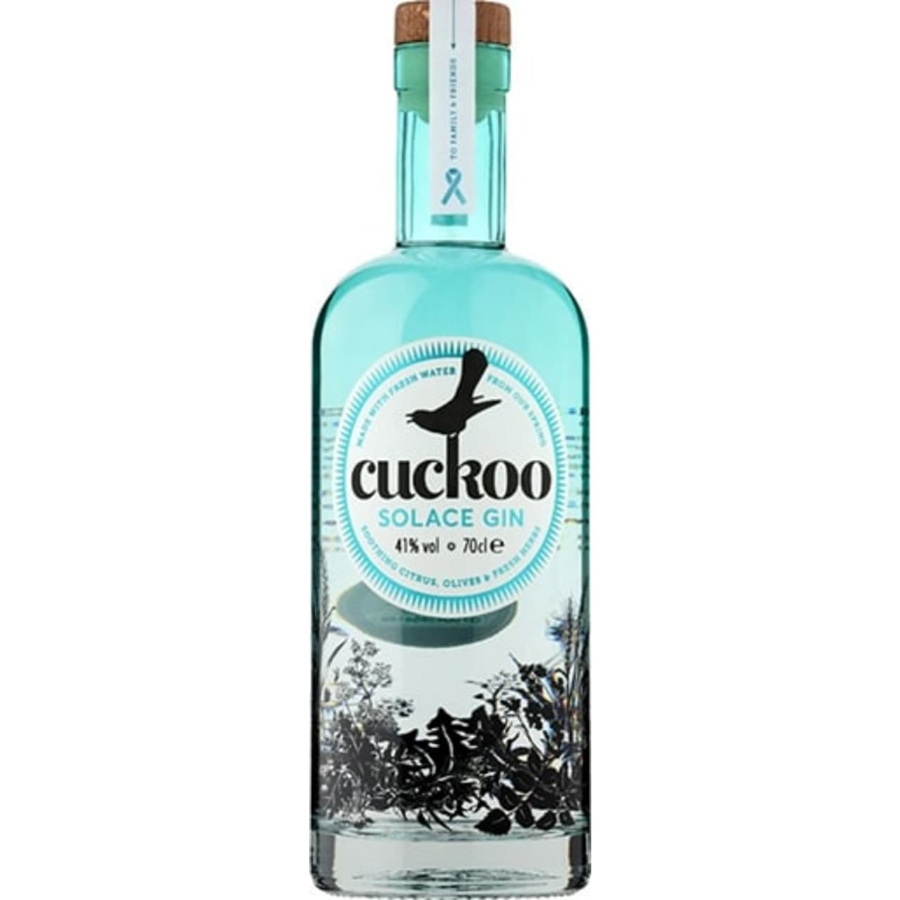 Product Image - Cuckoo Solace Gin
