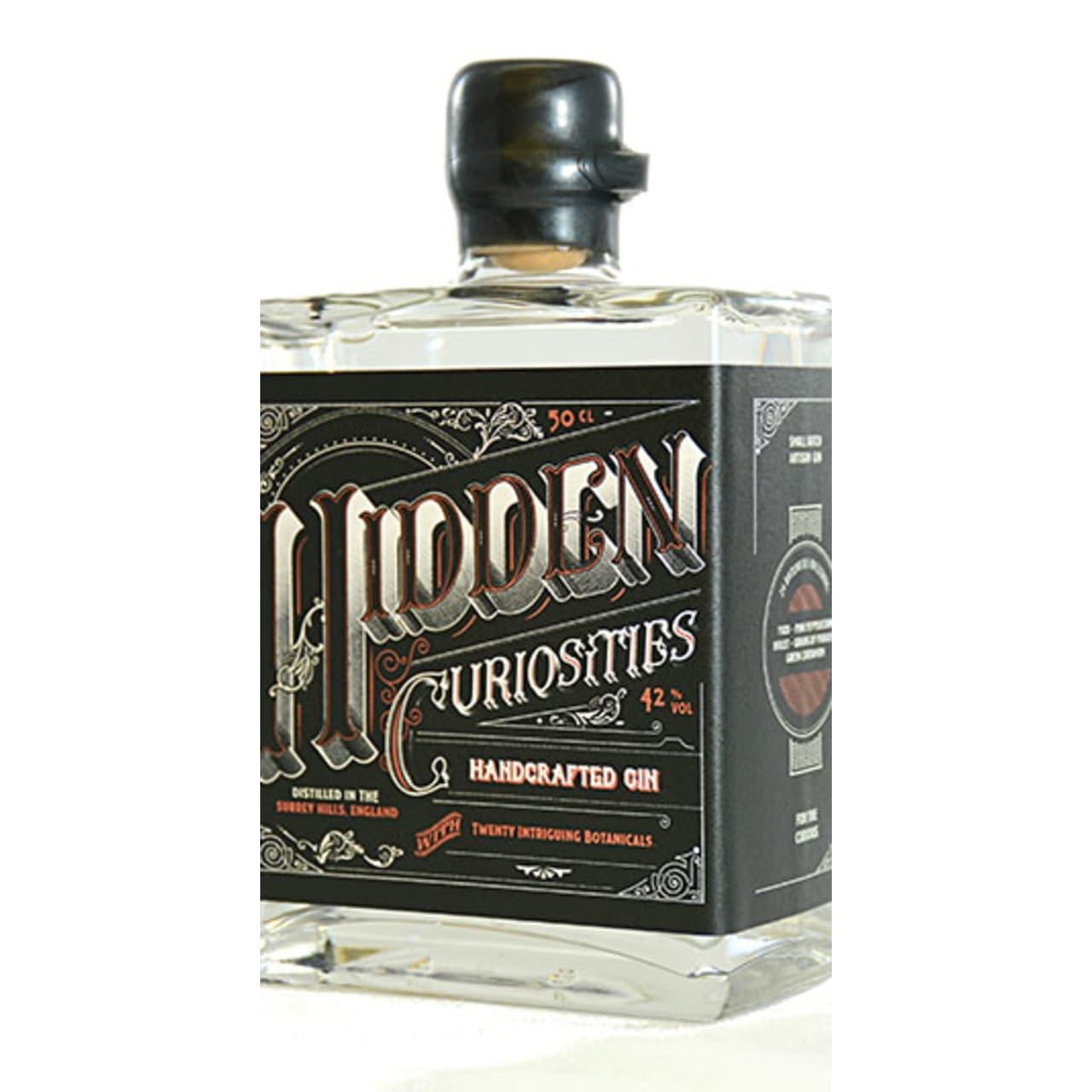 Product Image - Hidden Curiosities Gin