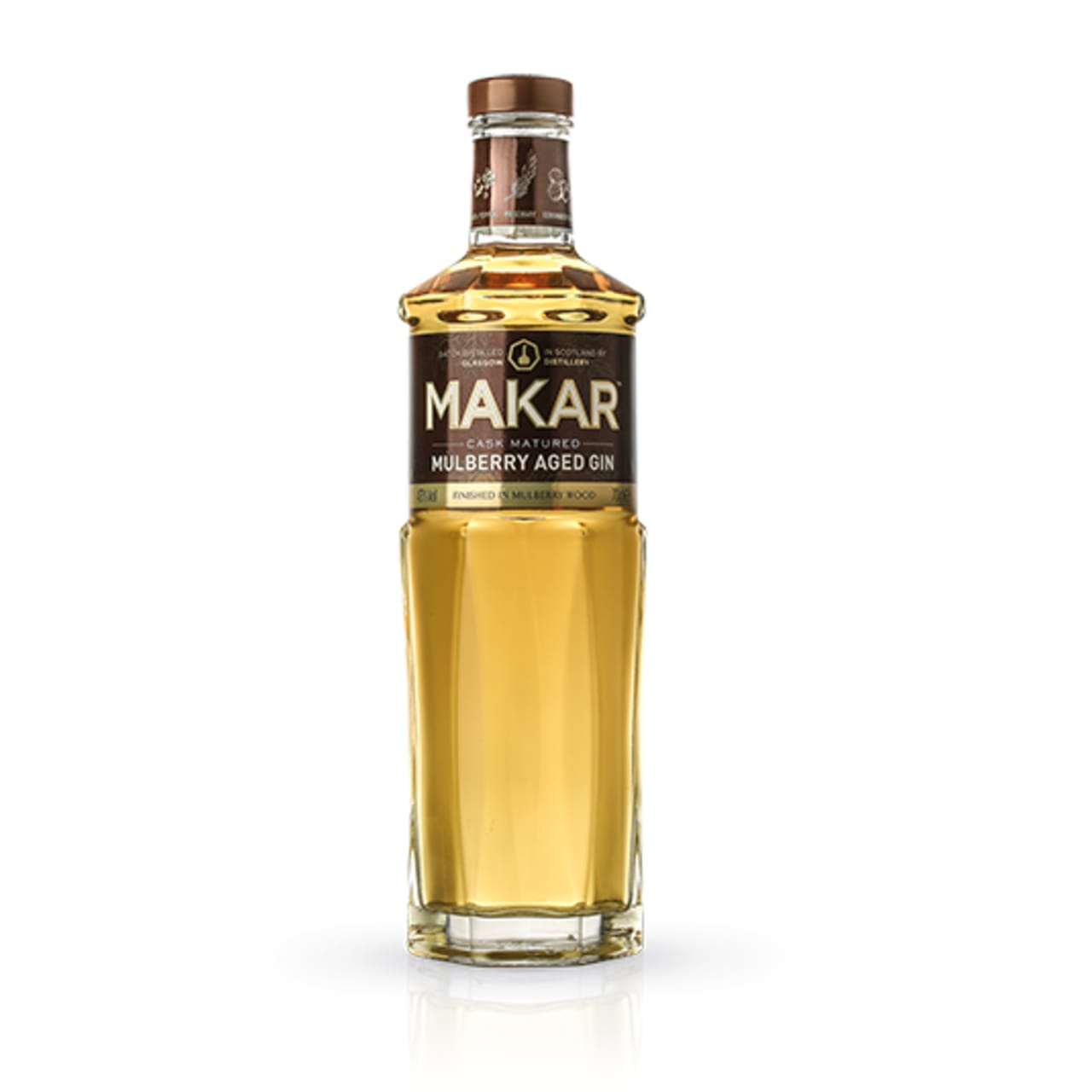 Product Image - Makar Mulberry Cask Aged Gin