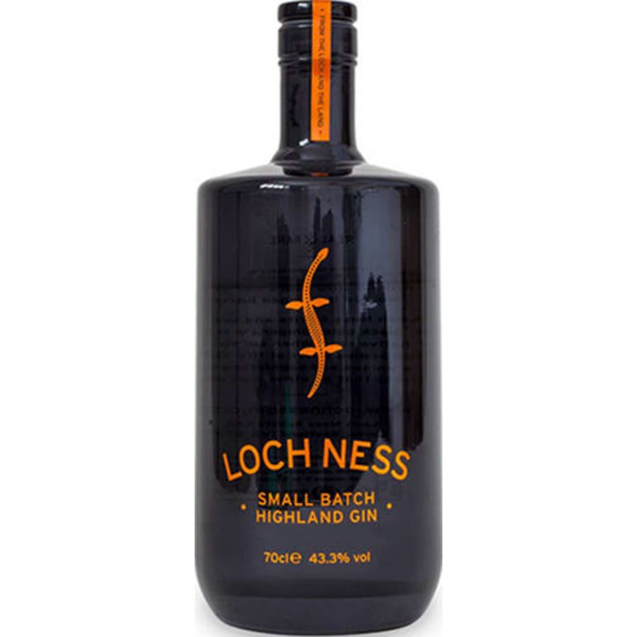 Product Image - Lochness Small Batch Highland Gin
