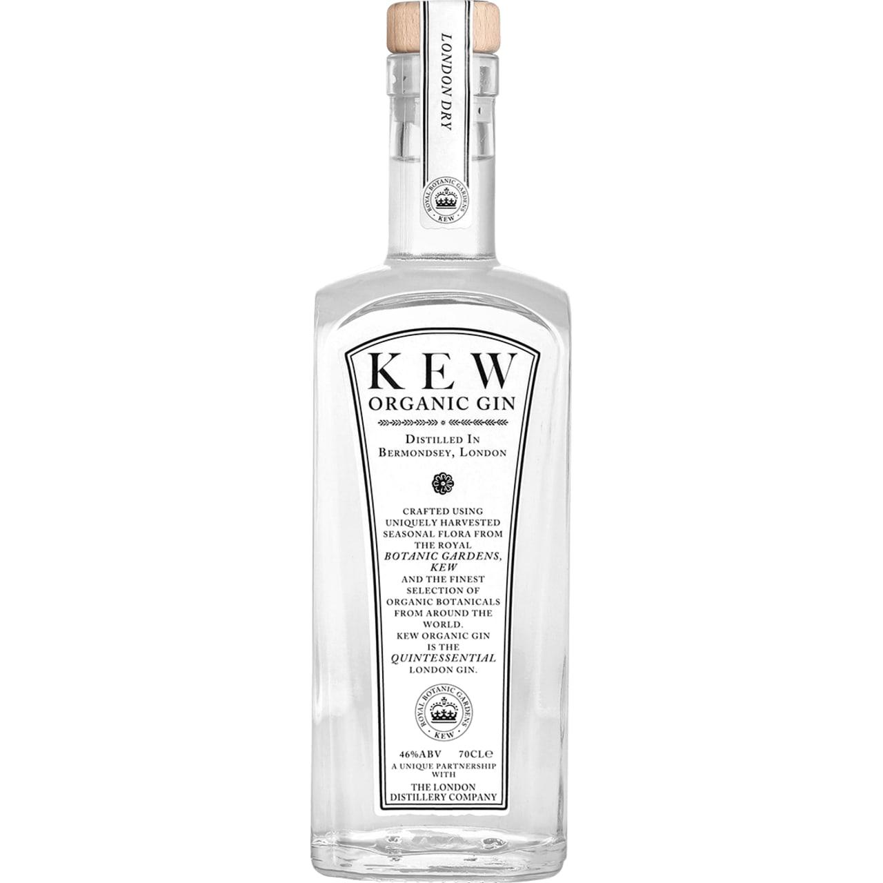 Product Image - Kew Organic Gin