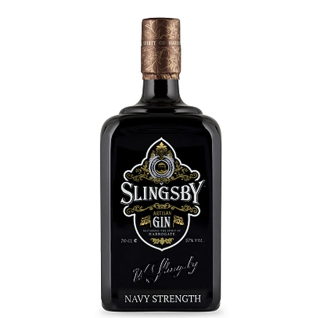 Product Image - Slingsby Navy Strength Gin
