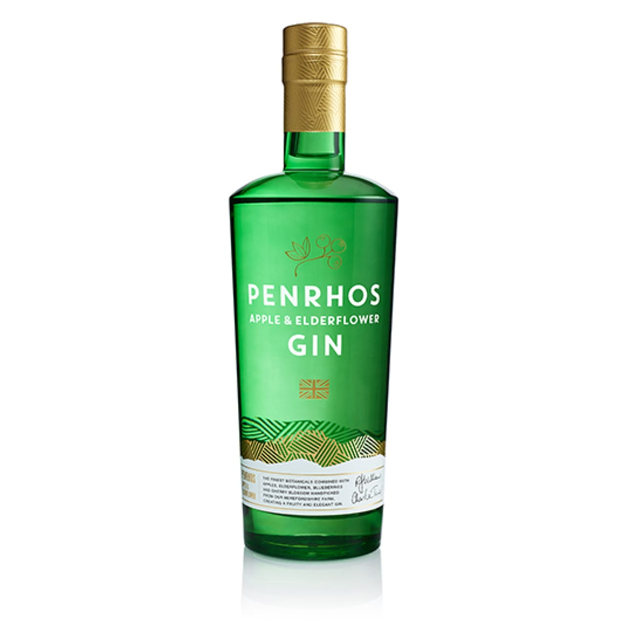 Product Image - Penrhos Apple & Elderflower Gin