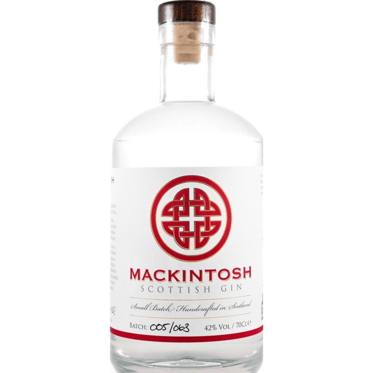 Product Image - Mackintosh Scottish Gin