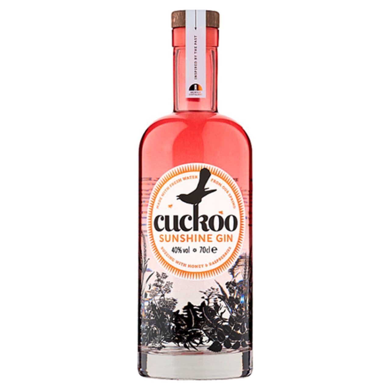 Product Image - Cuckoo Sunshine Gin
