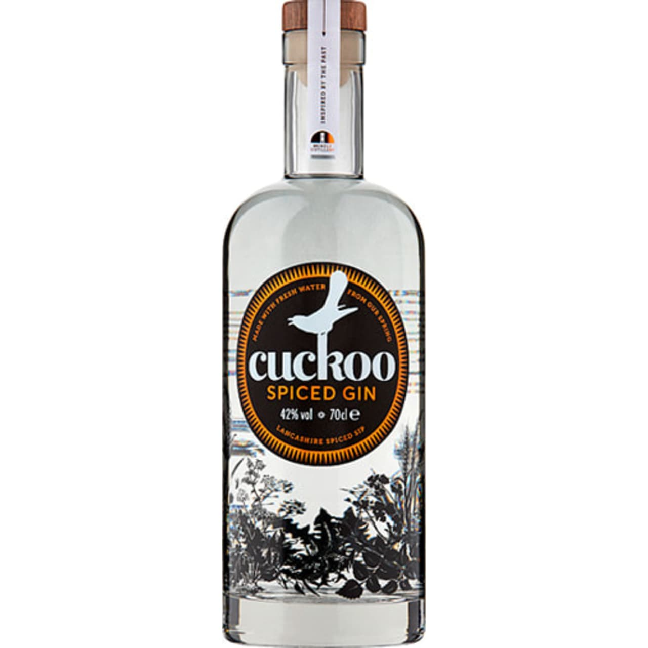 Product Image - Cuckoo Spiced Gin