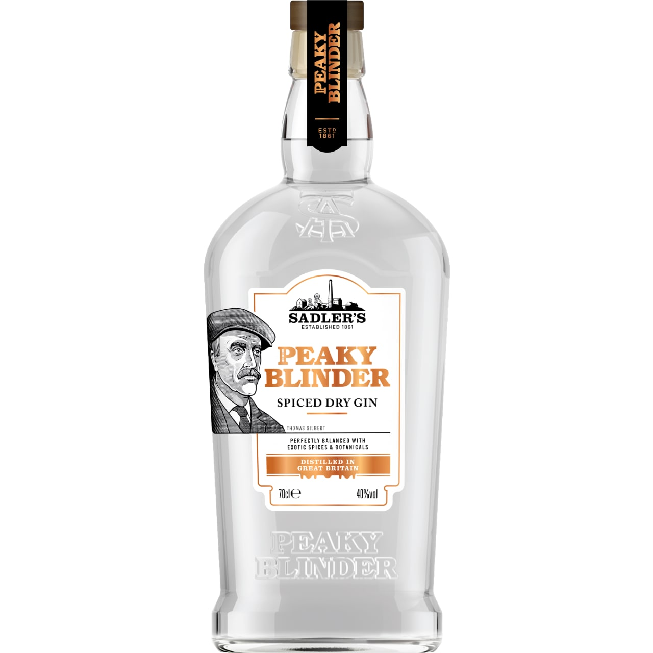 Product Image - Peaky Blinder Spiced Gin