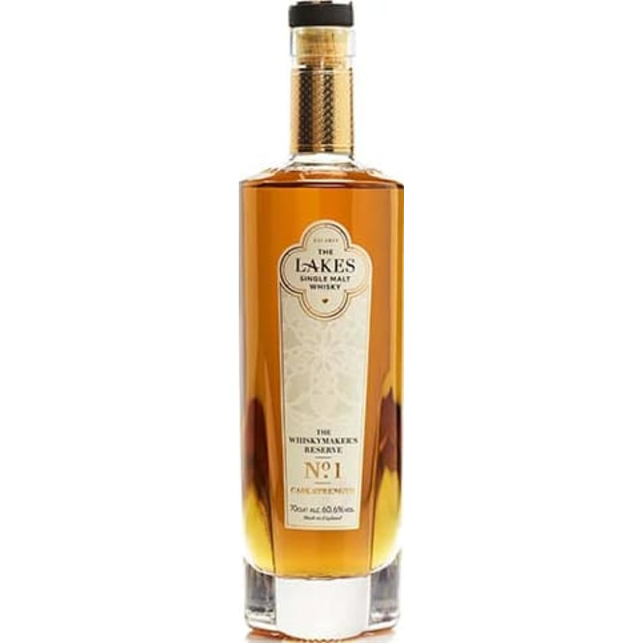 Product Image - The Lakes Single Malt Winemaker's Reserve No.1