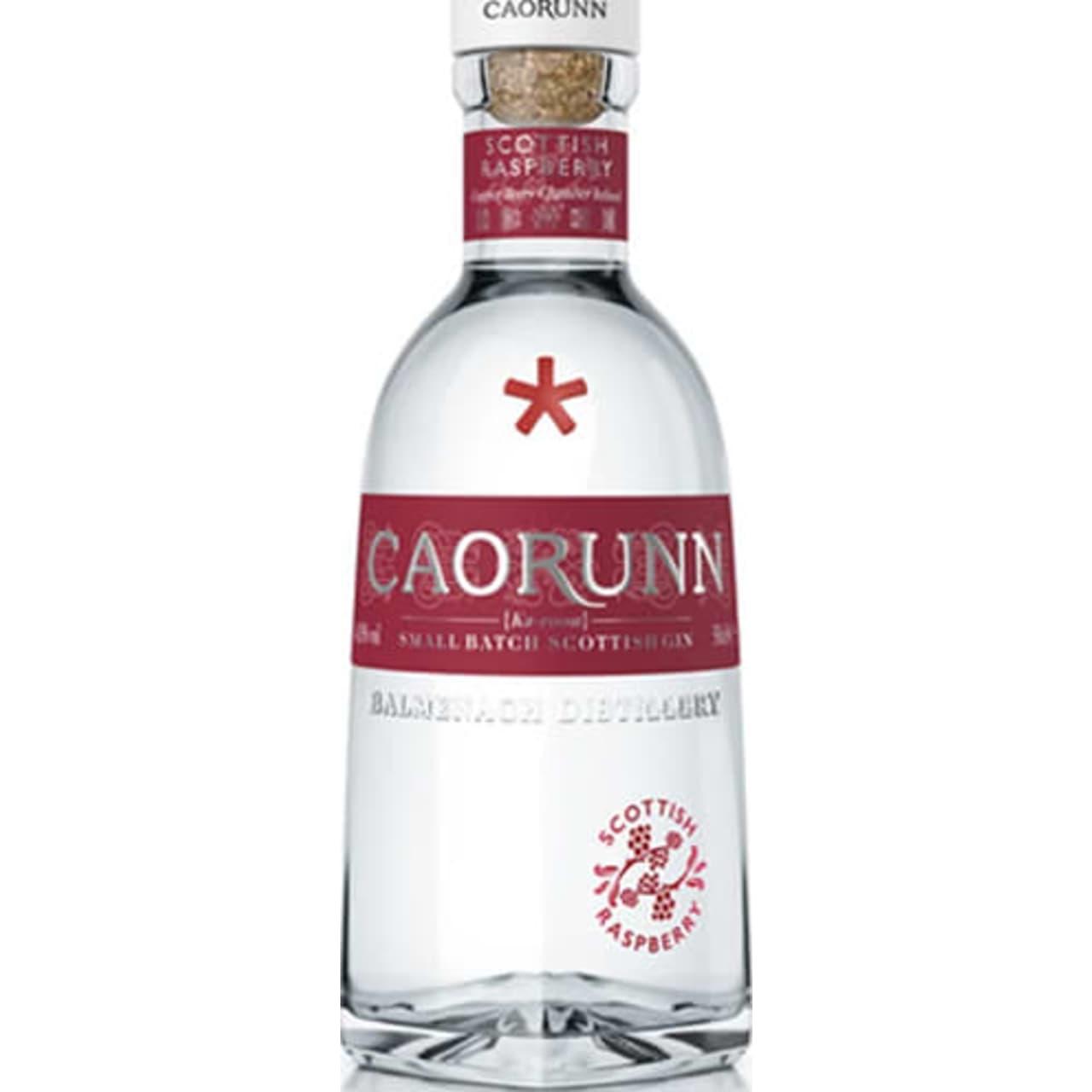 Product Image - Coarunn Scottish Raspberry Gin