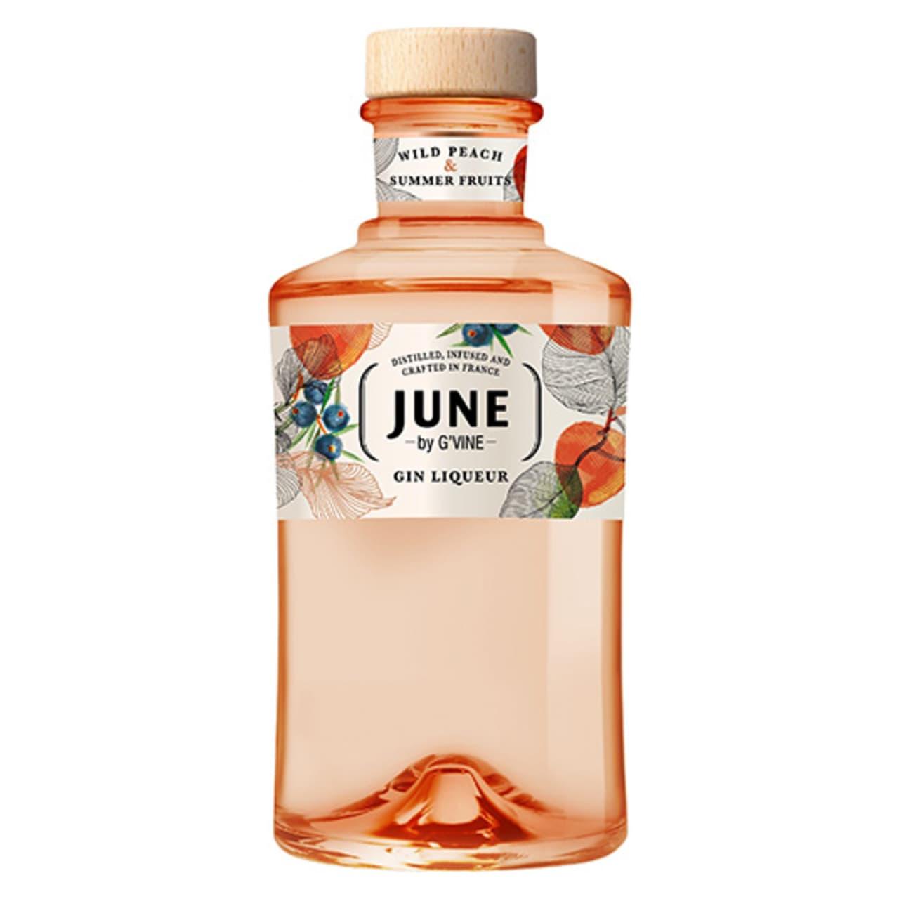 Product Image - G'Vine June Peach Gin Liqueur