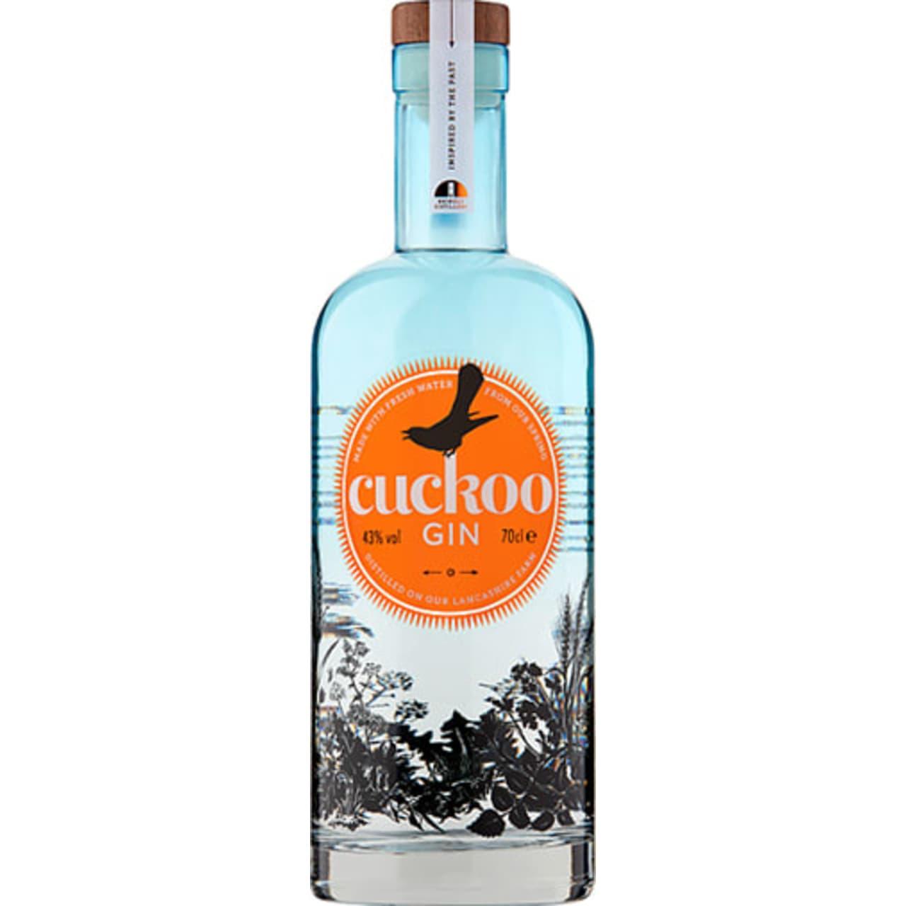 Product Image - Cuckoo Signature Gin