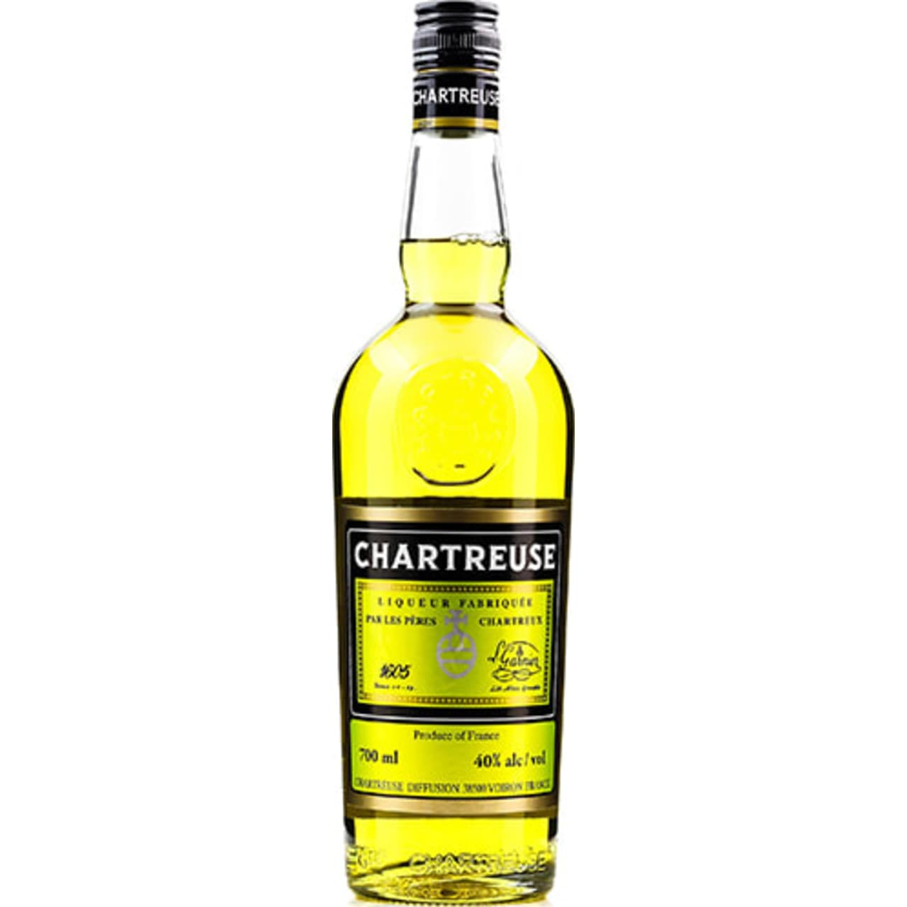 Product Image - Chartreuse Yellow