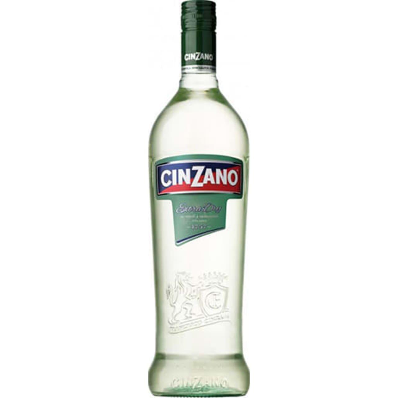 Product Image - Cinzano Extra Dry Vermouth