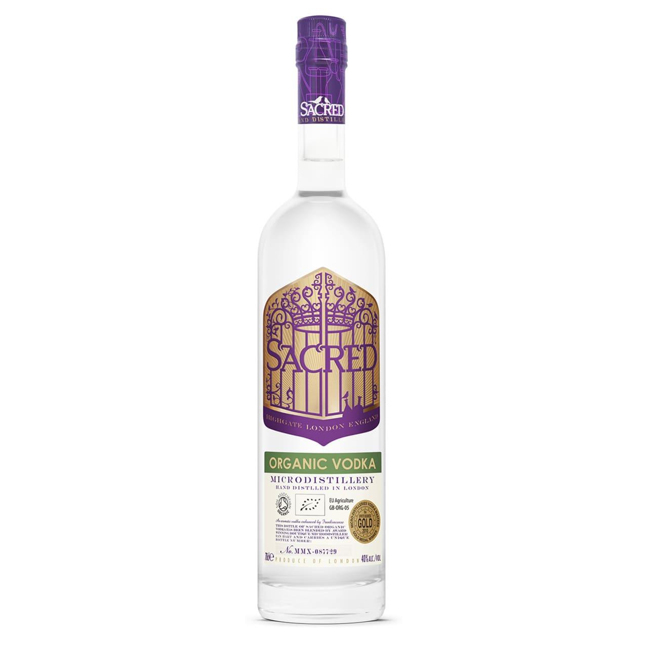 Product Image - Sacred Organic Vodka