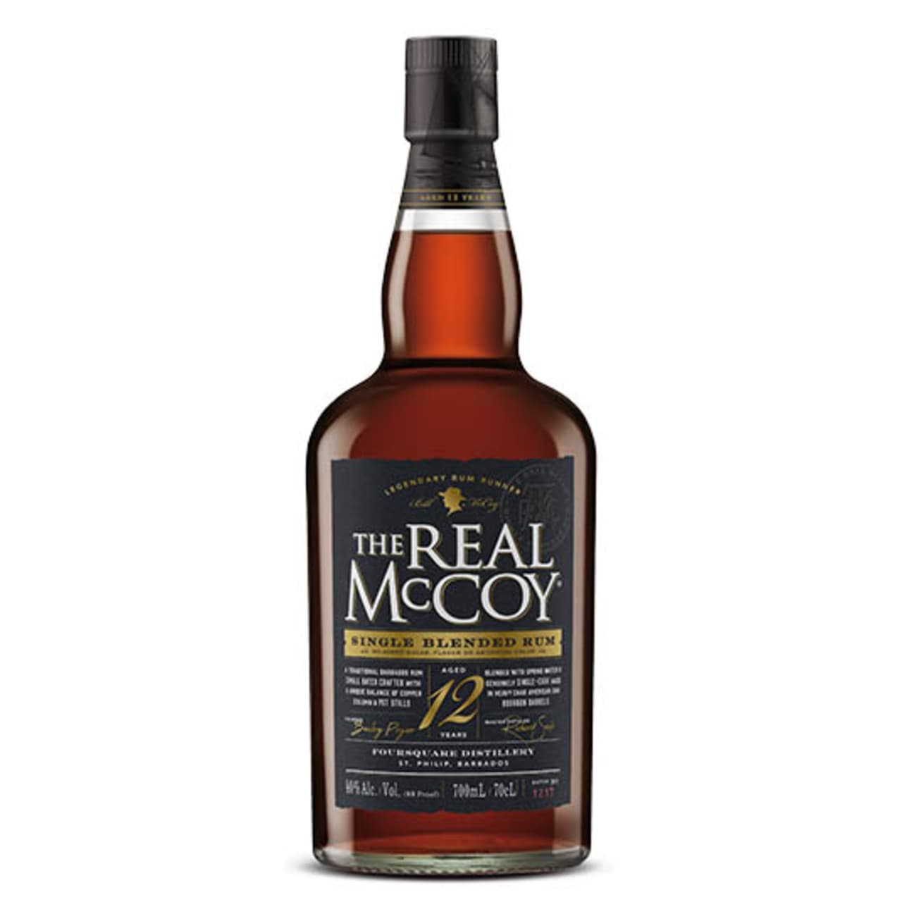 Product Image - The Real McCoy 12yo Rum