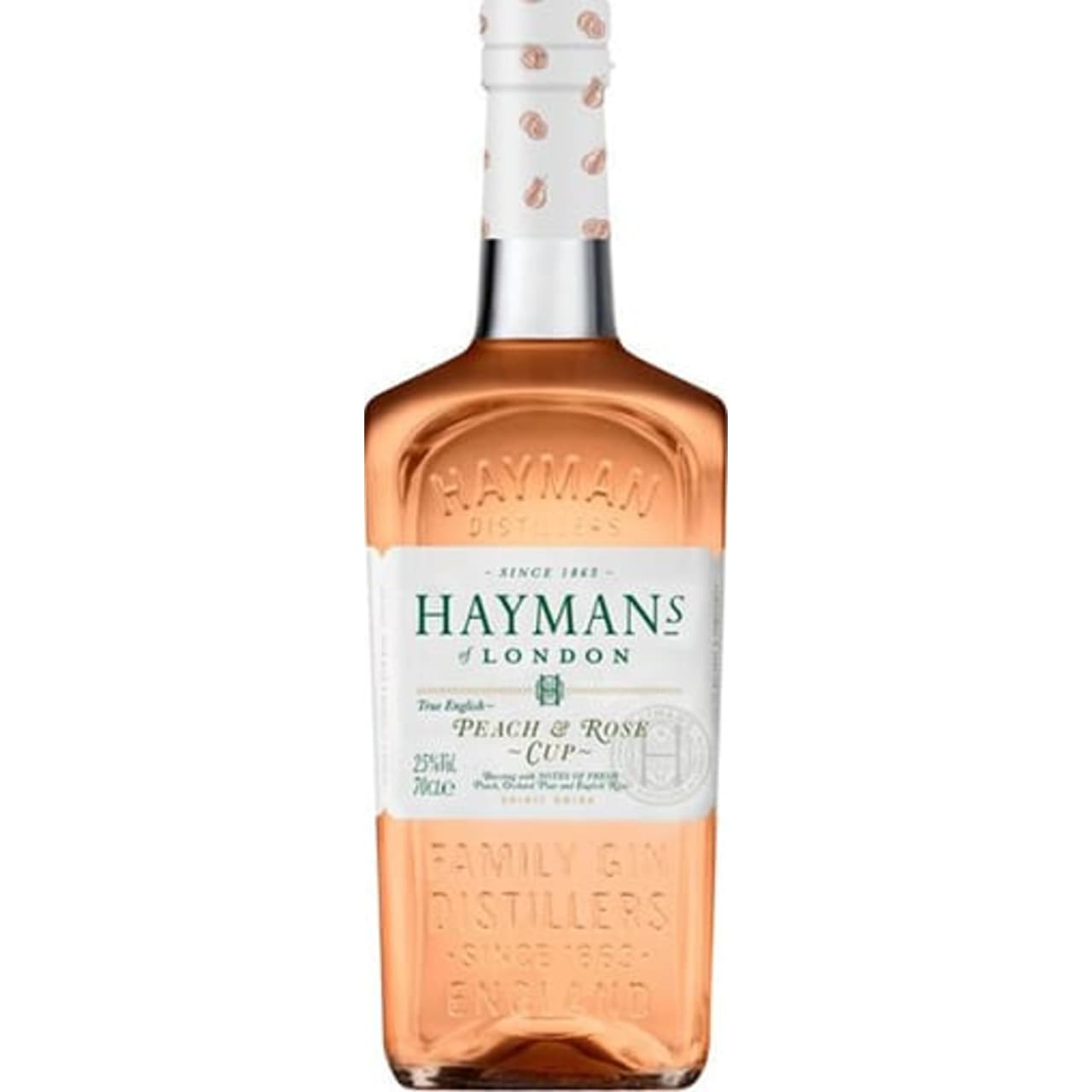 Product Image - Hayman's Peach & Rose Cup