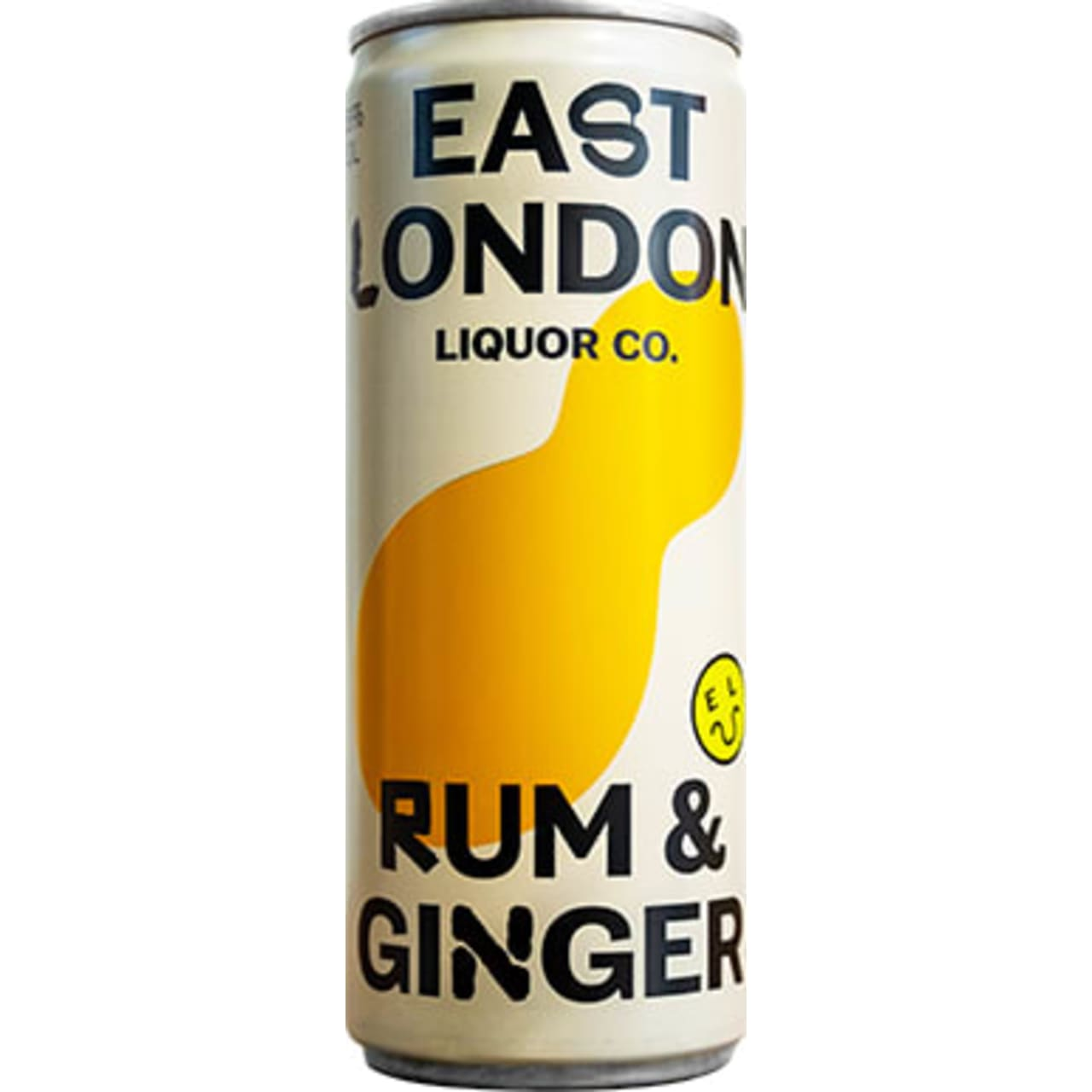 Product Image - East London Rum & Ginger Cans Pack of 12
