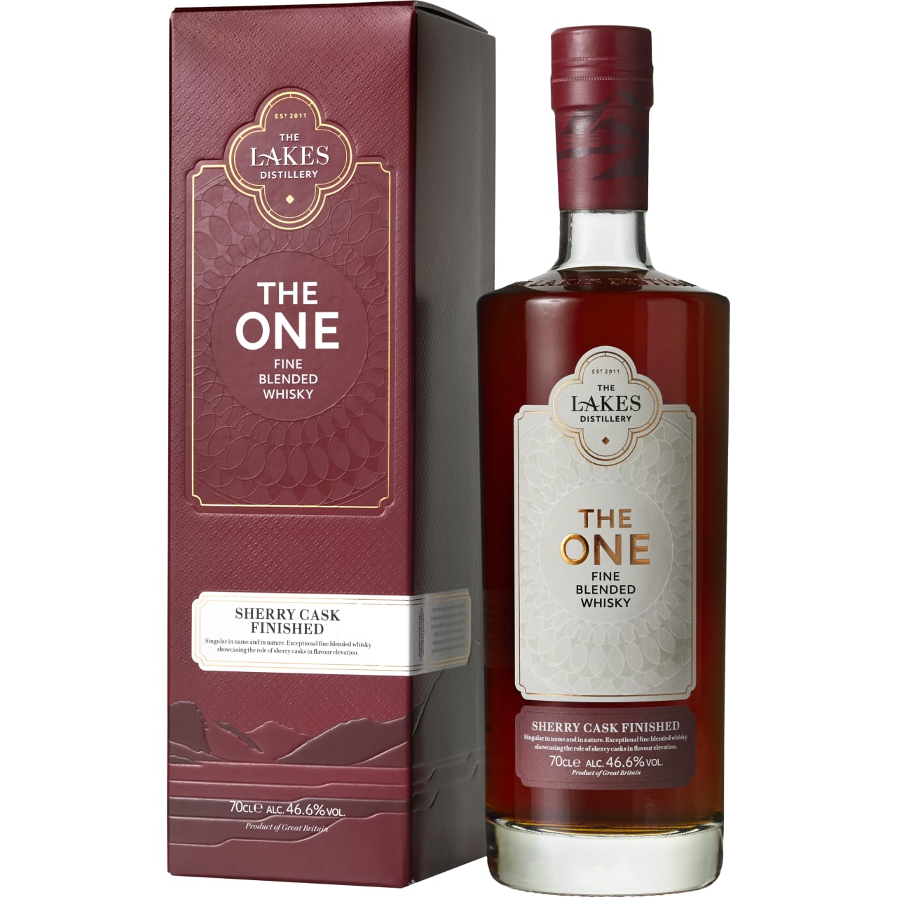 Product Image - The Lakes The One Sherry Cask Finish