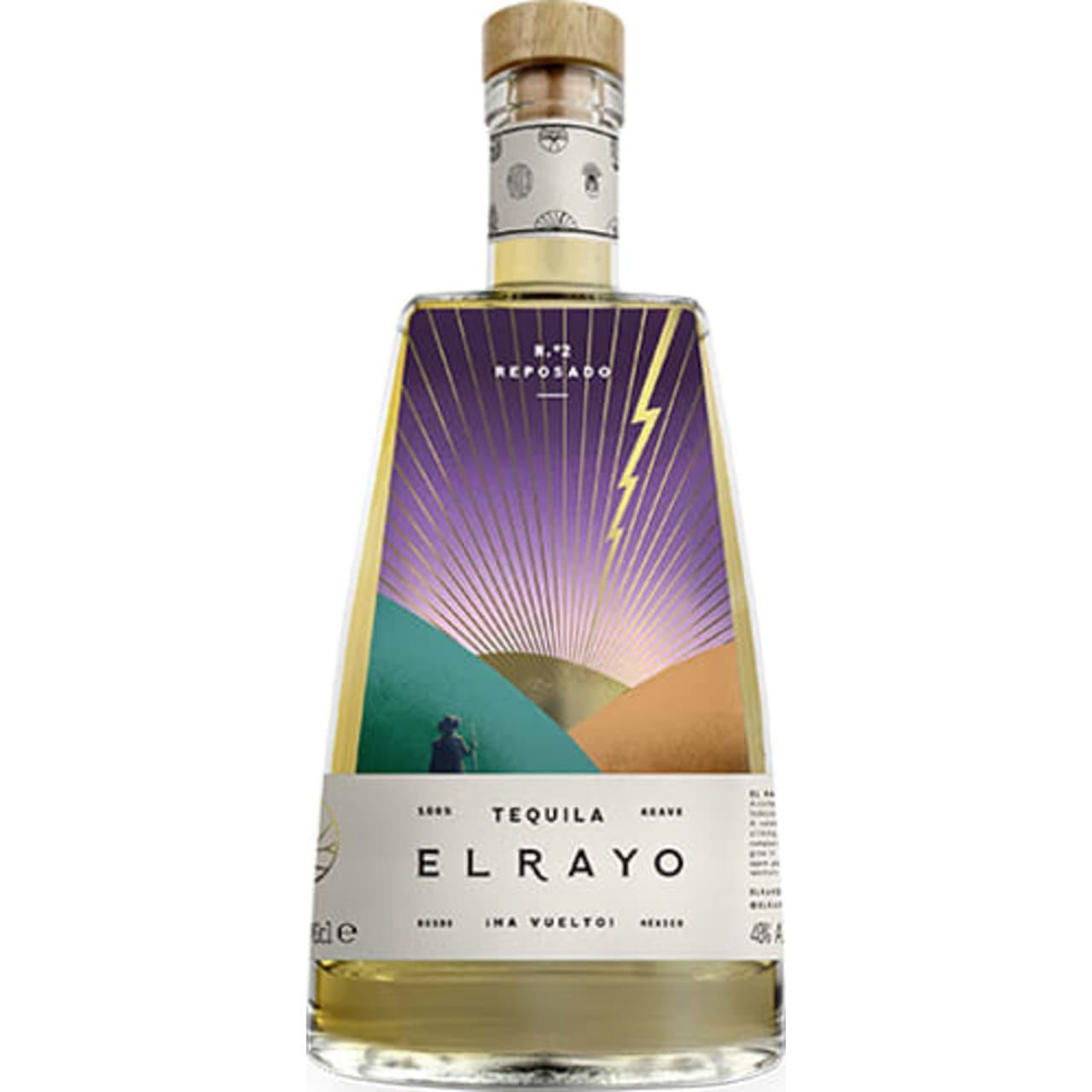 Product Image - El Rayo Reposado Tequila