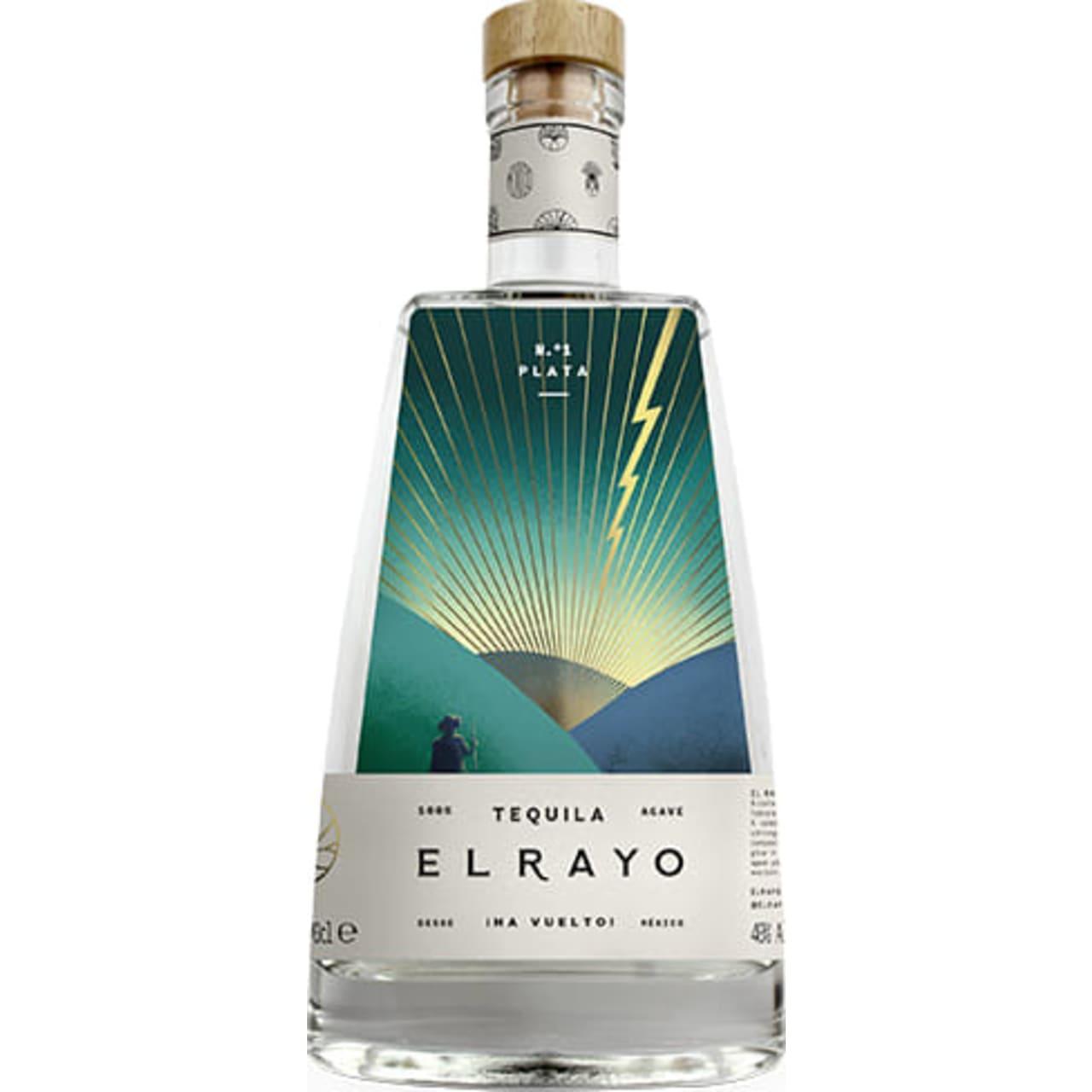 Product Image - El Rayo Plata Tequila
