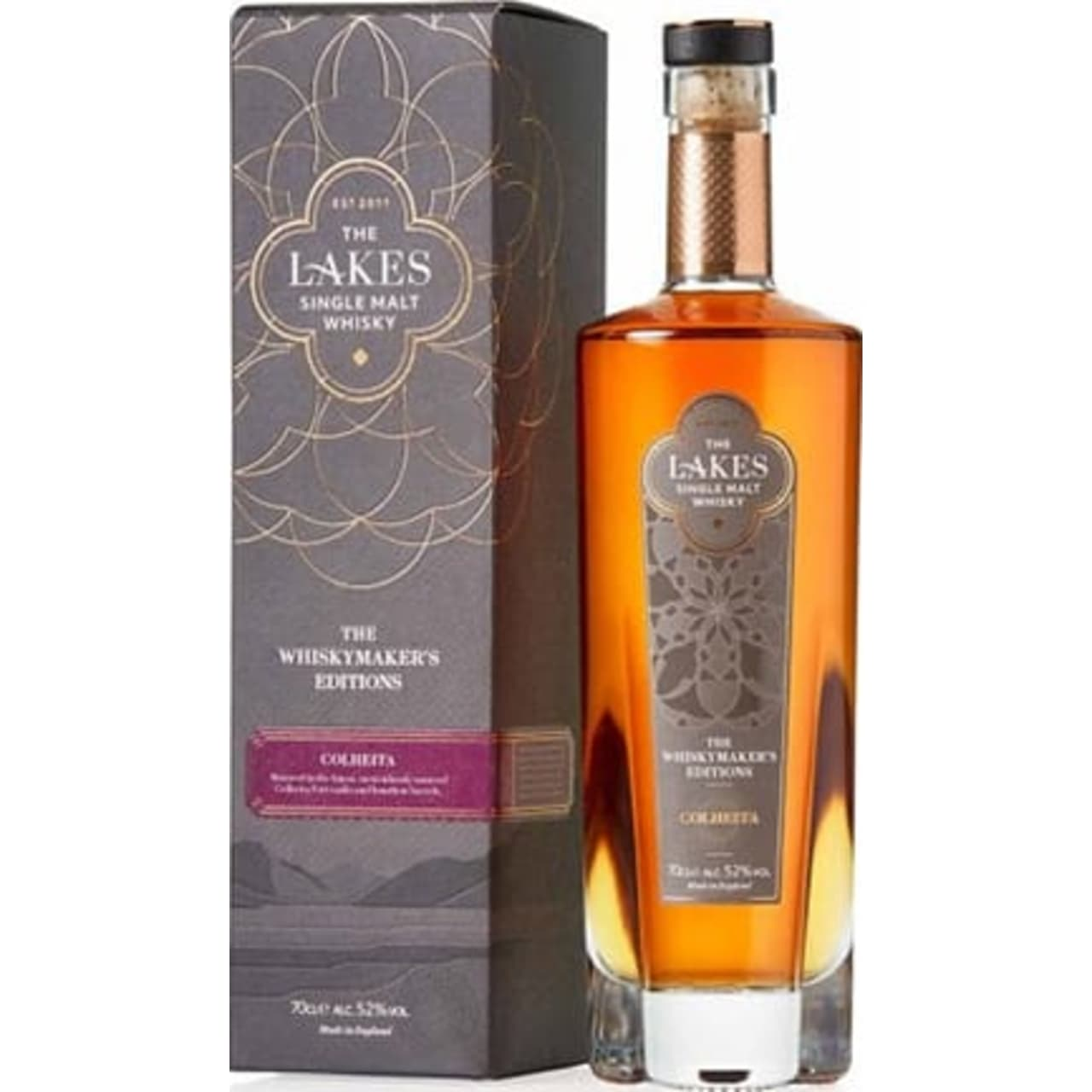 Product Image - The Lakes The Whiskymaker's Editions Colheita