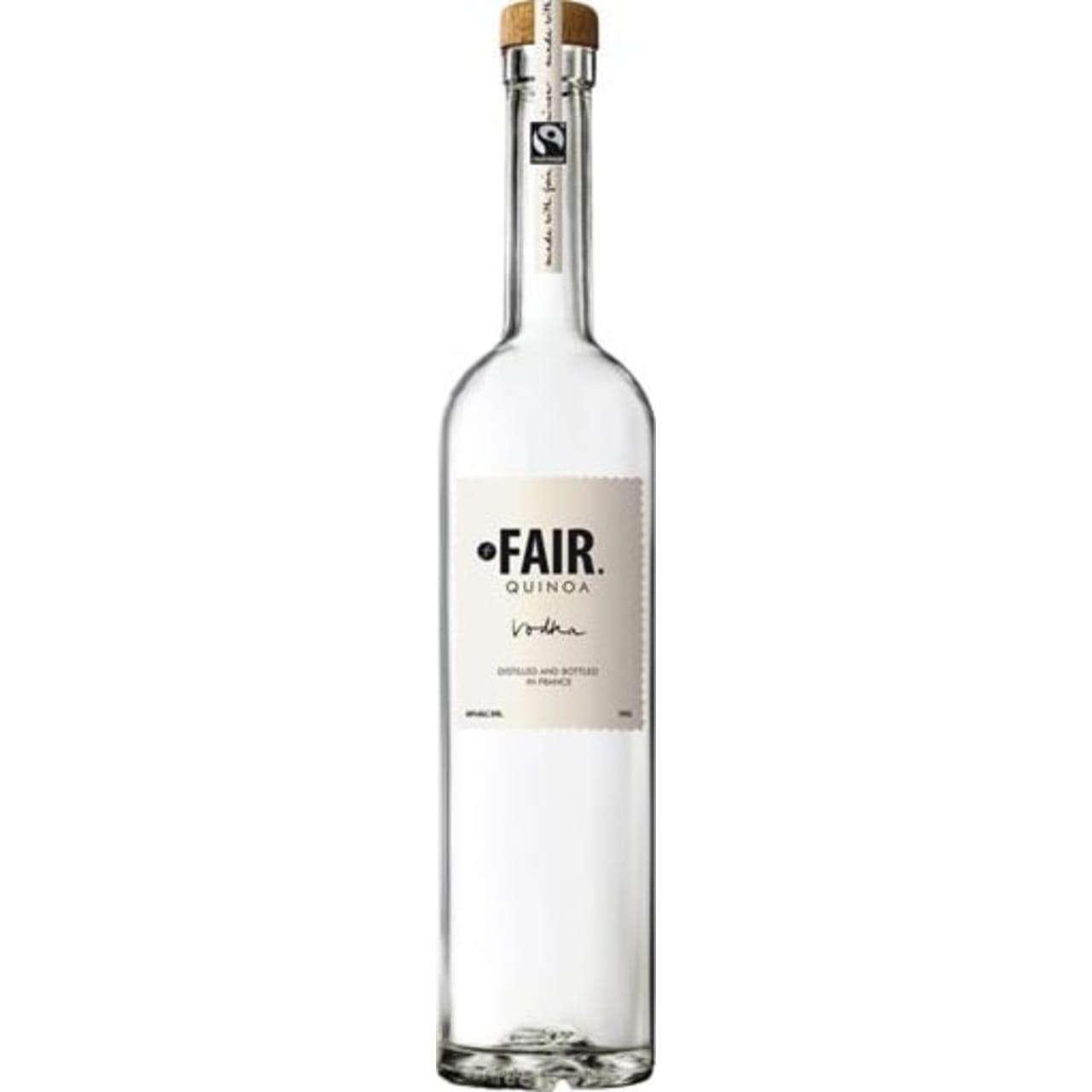 Product Image - FAIR Quinoa Vodka