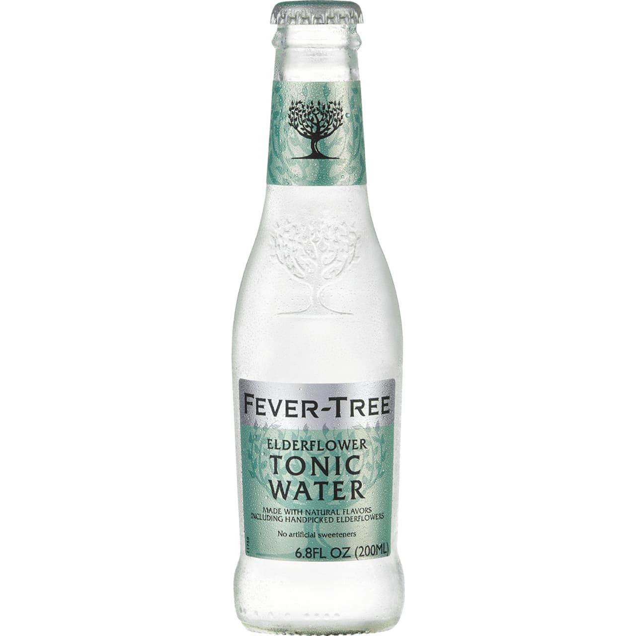 Product Image - Fever-Tree Elderflower Tonic Water Pack of 24