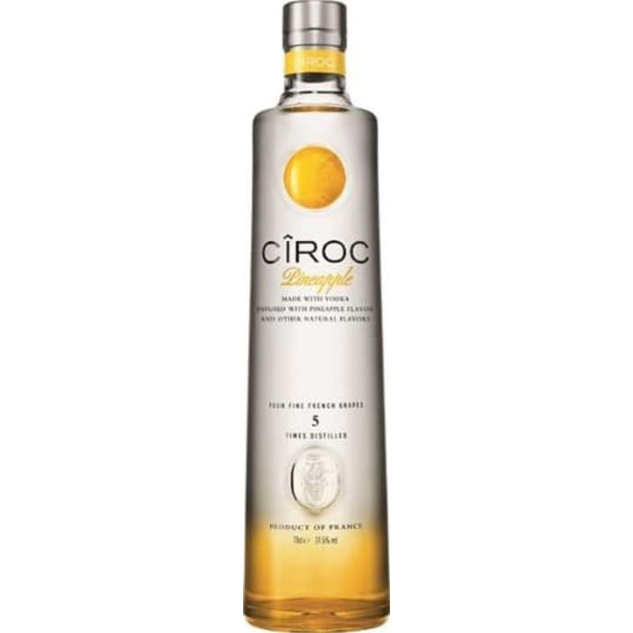 Product Image - Ciroc Pineapple Vodka