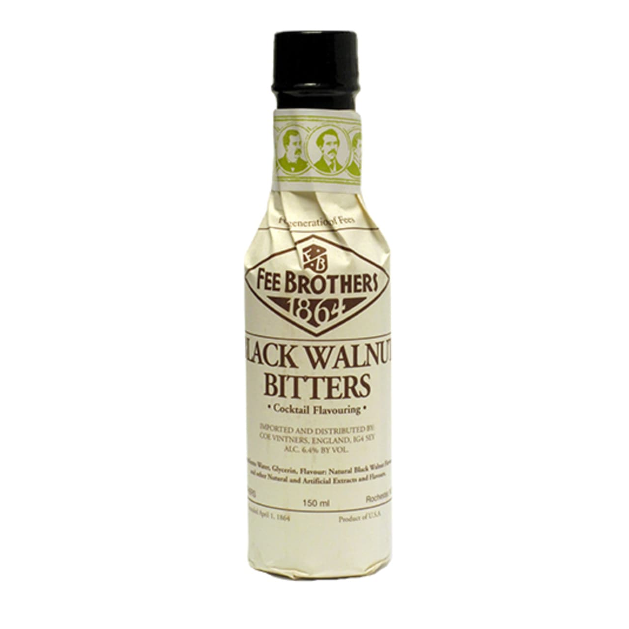 Product Image - Fee Brothers Black Walnut Bitters