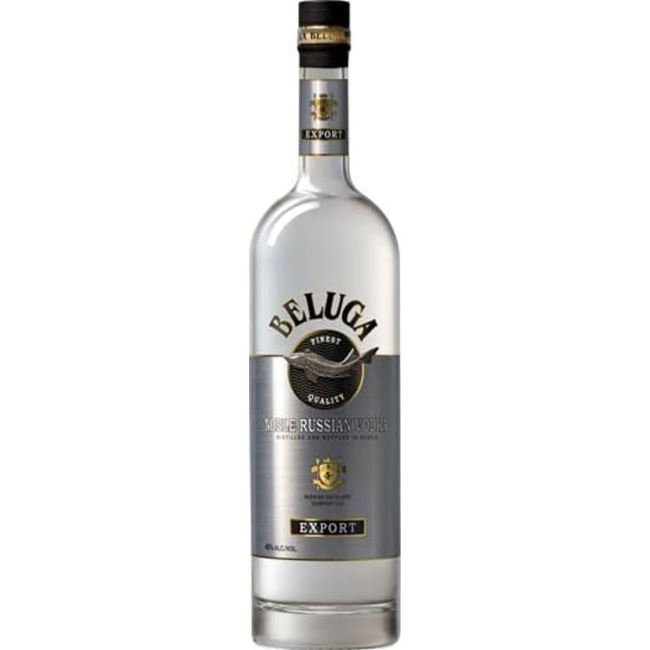 Product Image - Beluga Noble Russian Vodka