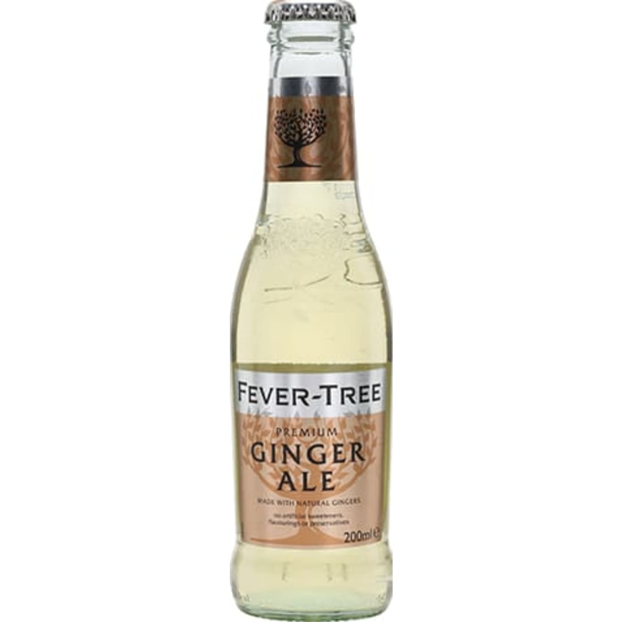 Product Image - Fever-Tree Ginger Ale Pack of 12