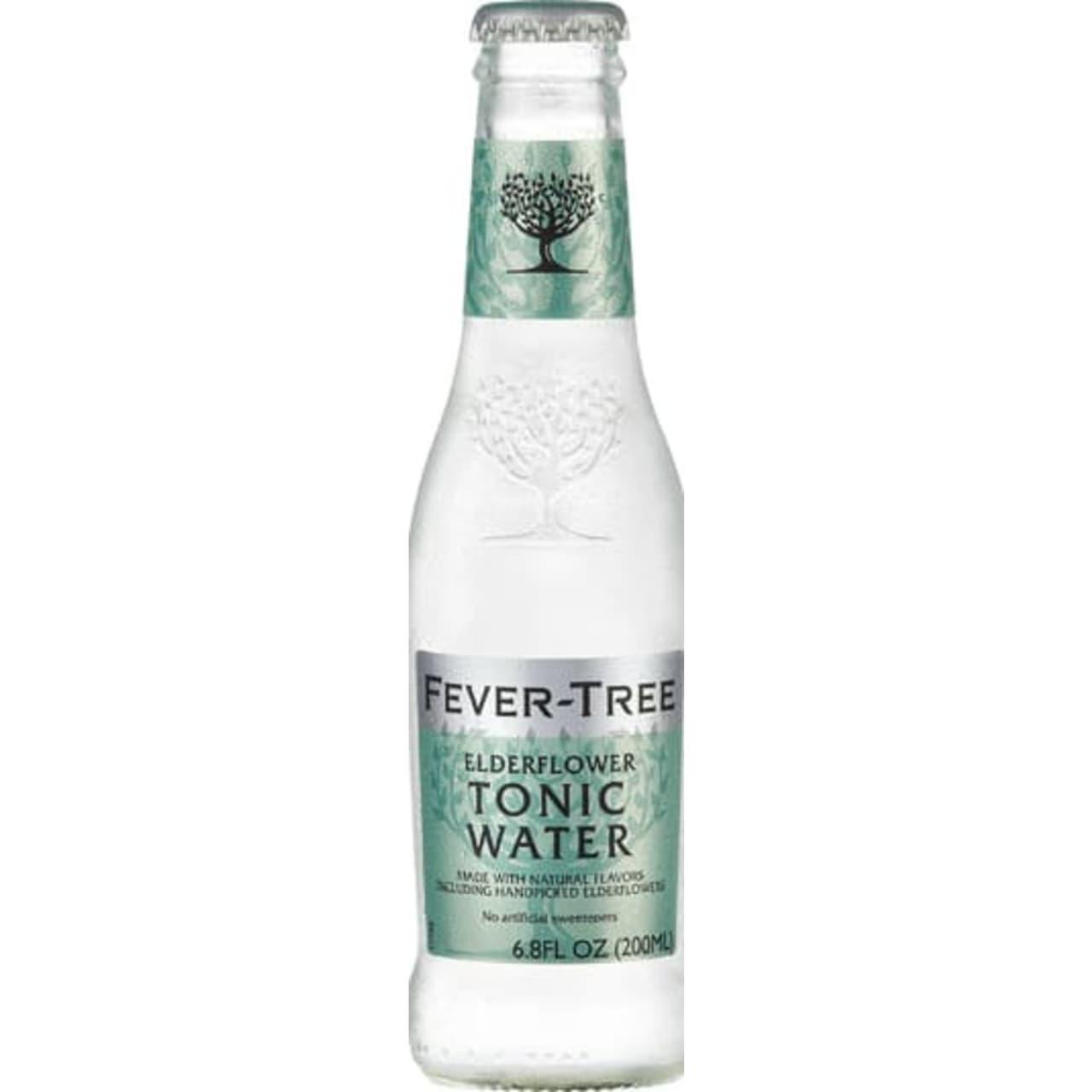 Product Image - Fever-Tree Elderflower Tonic Water Pack of 12