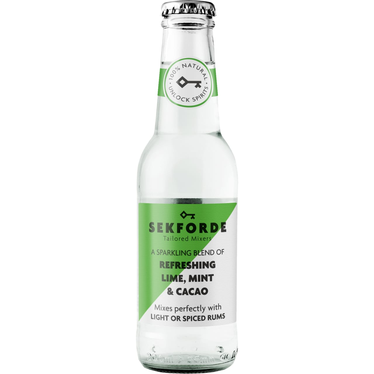 Product Image - Sekforde Botanical Mixer for Light & Spiced Rum Pack of 12